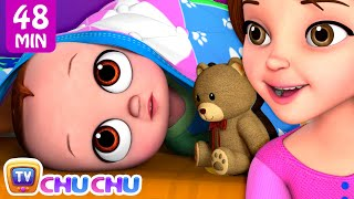 Yes Yes Bedtime Song + More ChuChu TV 3D Baby Nursery Rhymes and Kids Songs