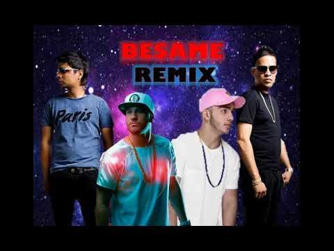 Bésame Remix - Valentino & Manuel Turizo Ft. Plan B (Dj Sasuke)
