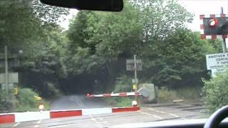 Gomshall Level Crossing