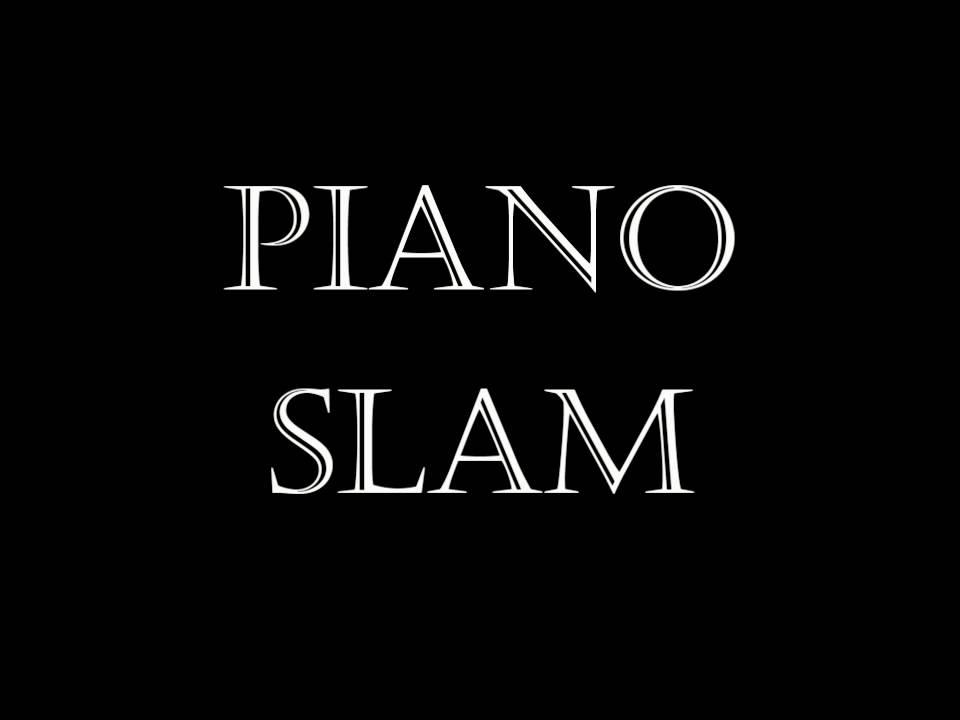 Piano Slam Sound Effect