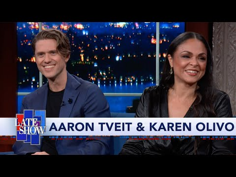 Karen Olivo & Aaron Tveit Preview 'Moulin Rouge! The Musical.'