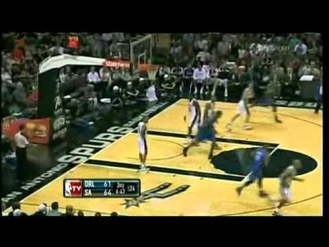 NBA 2010-11 San Antonio Spurs vs. Orlando Magic (Highlights)