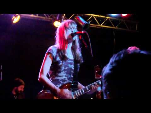 Juliana Hatfield - Feel It  @ Brighton Music Hall, Allston, MA Aug 27th, 2011