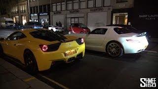 Vorsteiner Ferrari 458 Italia 2013 Videos