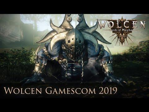 Wolcen : Lords Of Mayhem - Gamescom 2019 Gameplay