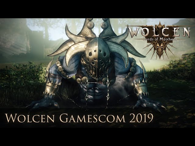 Wolcen : Lords of Mayhem - Gamescom 2019 Gameplay