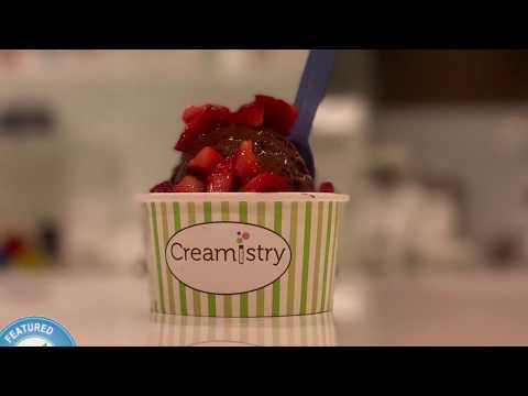 Creamistry: Ice Cream for all Even Those With Allergies!