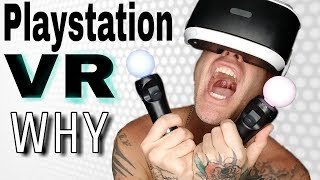 Why Buy PSVR | Is Playstation VR the Best Virtual Reality Out now?