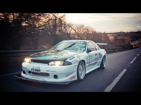 [Midlands Performance] - Togethia - Building the Fastest Road Legal Skyline | Motors TV Documentary