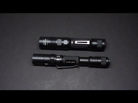 Fenix PD32 vs PD32 Ultimate Edition Demonstration head to head by .