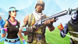 The LAST RARE SKINS in Fortnite.. (with Kucykacy)