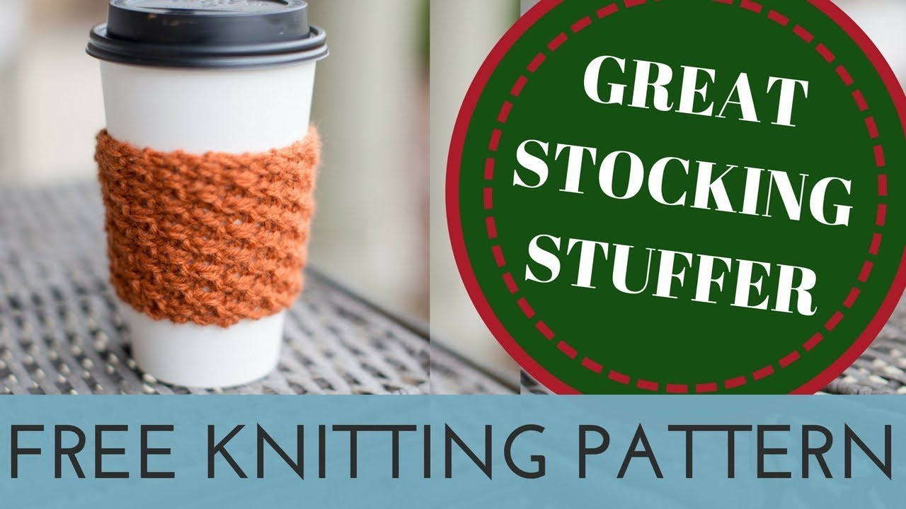 FREE Knitting Pattern for Beginner Knitters | Easy Knitting Project ...