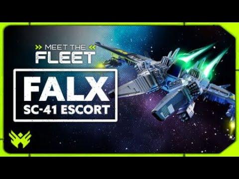 Falx SC-41 Escort