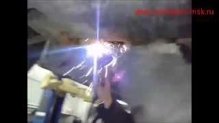 Видалення і ремонт каталізатора Chrysler C300, заміна каталізатора Крайслер С300 на полум'ягасник