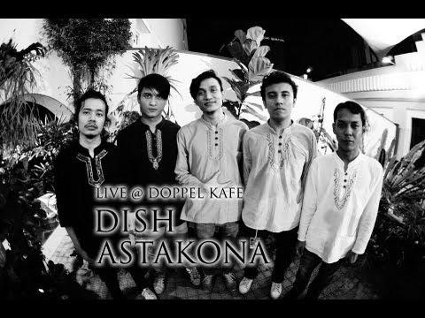 DISH - Astakona live @ Doppel Kafe