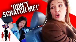 Trouble In The Car With 11 Year Old | Supernanny