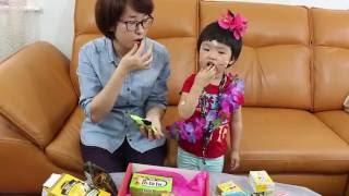 Tasting Korean Snack from Snack Fever