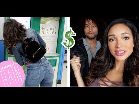 VLOG #1: GETTING $$$ AT COINSTAR!!!