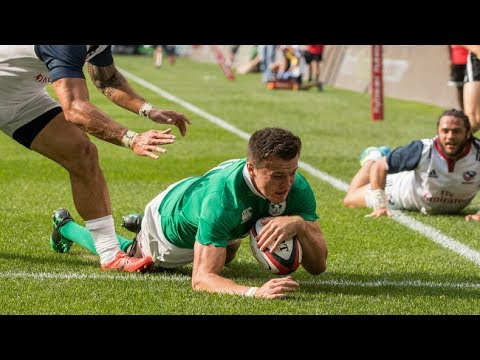 Irish Rugby TV: USA v Ireland - Summer Tour Match Highlights