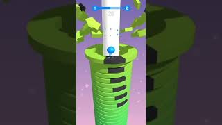 Stack Ball 3D Level 1-10 Gameplay Walkthrough