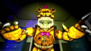 SFM FNAF FIVE NIGHTS AT FREDDY'S 4 SONG Break My Mind Music Video by DAGames