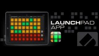 Novation| Launchpad on iPad