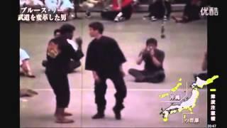 Bruce Lee kung fu  Брюс Ли кунг фу документальные кадры