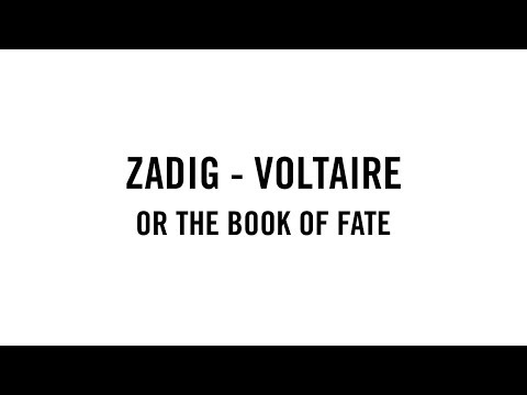 Voltaire: Zadig, Or the Book of Fate (Full Audiobook)