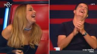 O Ses Türkiye   En Komik Anlar Yıldız Tilbe Maceraları (%100 GÜLME GARANTİLİ)