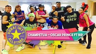 Champetua | Zumba® |Dance fitness | Monica Menzel with DIAS