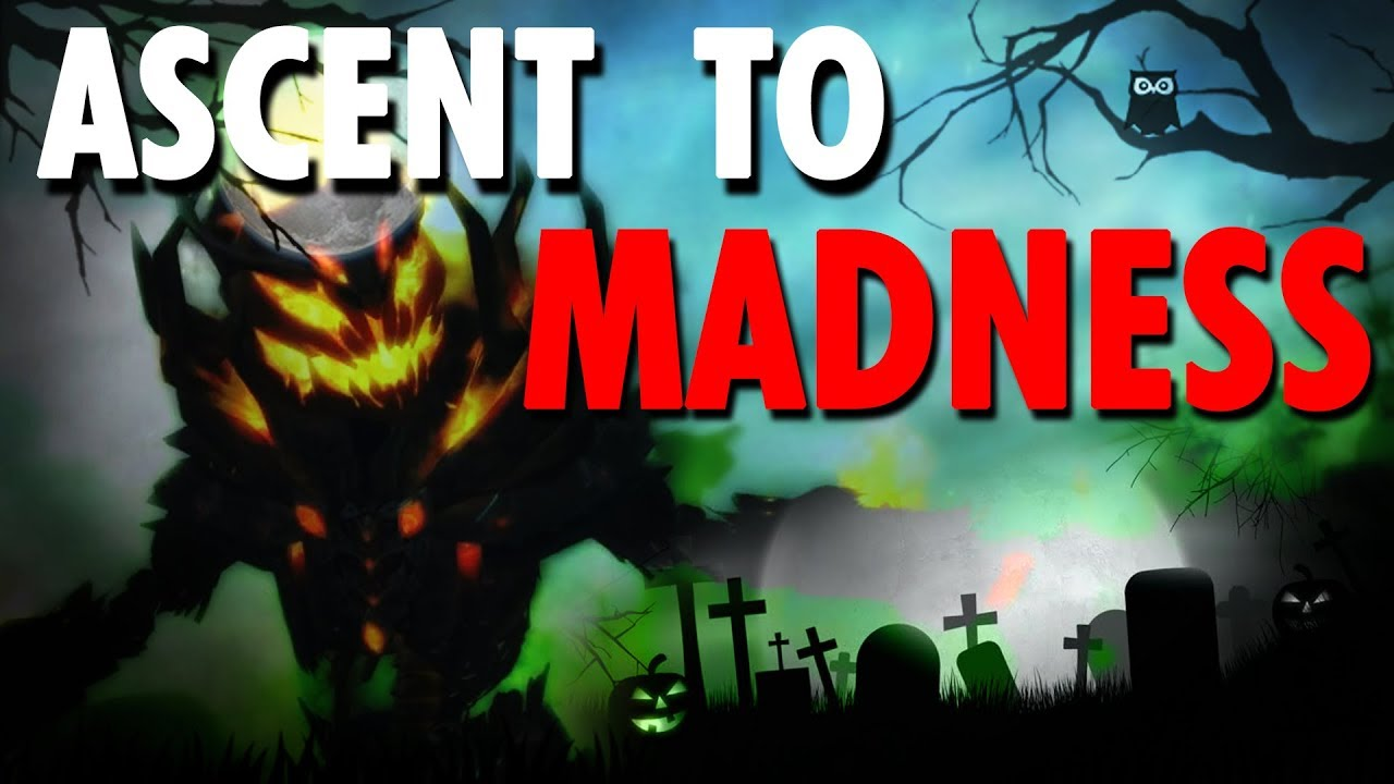 GW2 - Solo Ascent to Madness (Soulbeast/Druid) | PvE | Halloween by Donee  MMO Gaming