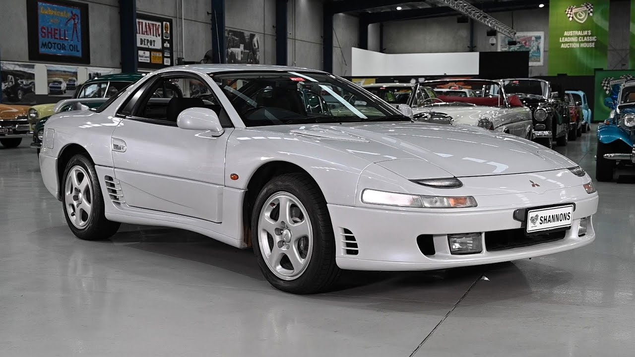 1991 Mitsubishi GT3000 'Manual' Coupe - 2020 Shannons Winter Timed Online Auction
