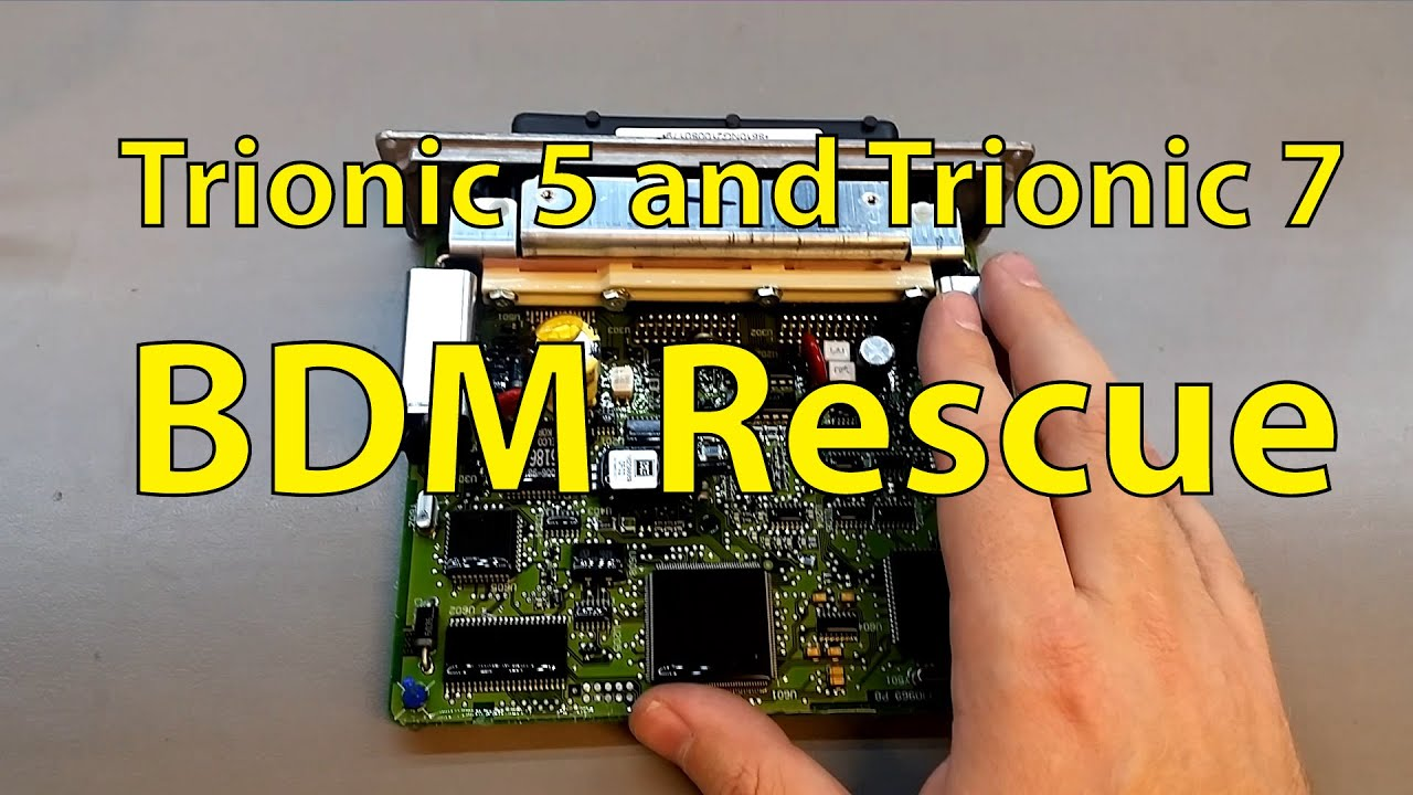 Saab Tuning: Trionic 5 and Trionic 7 BDM Soldering and Rescue - Trionic  Seven