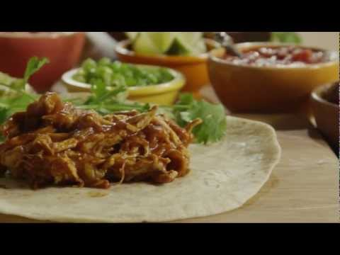 How to Make Salsa Chicken Burrito Filling | Chicken Recipe | Allrecipes.com