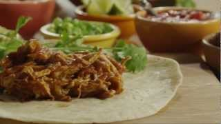 How To Make Salsa Chicken Burrito Filling