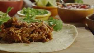 How To Make Salsa Chicken Burrito Filling