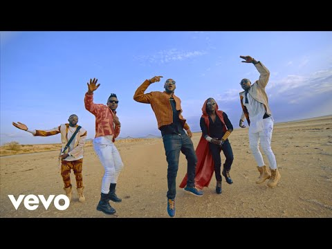 2Baba  Oya Come Make We Go   ft Sauti Sol