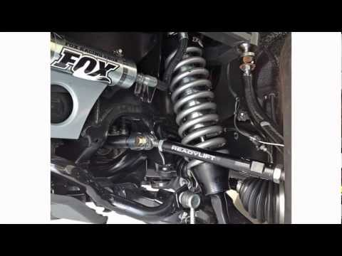 ReadyLIFT Toyota Tundra Off Road Suspension Installation
