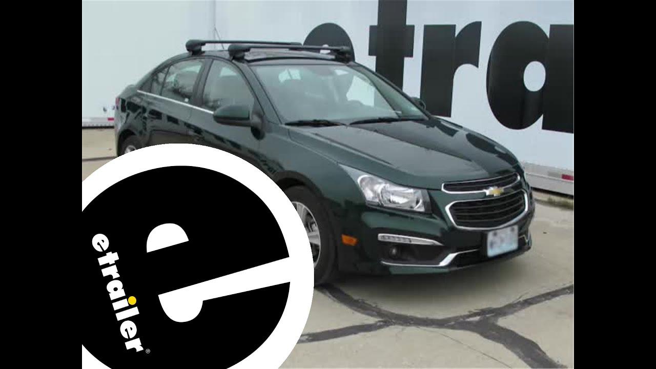 Weathertech all vehicle mats review - Review Of The Weathertech All Weather Front Floor Mats On A 2015 Chevrolet Cruze Etrailer Com