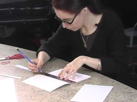 How to Make a Pamphlet - YouTube