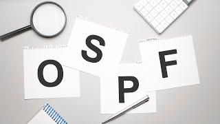 Comprendre le protocole de routage OSPF en moins de 7 minutes !!!!