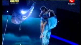 Людмила Палатова «Mermaids» «Україна має талант 4» Выпуск 7(