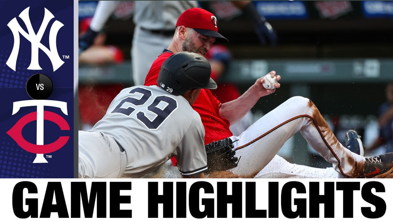 Download Yankees vs. Twins Game Highlights (6/10/21) | MLB Highlights