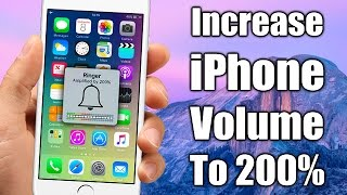 Video Increase The Volume Of Your iPhone Up To 200% download MP3, 3GP, MP4, WEBM, AVI, FLV Juni 2018