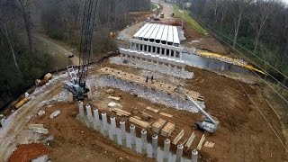 Old Madison Pike Road Construction Overflight: 19 December 14