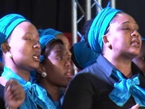 TACC East London Choir 2014 Gospel