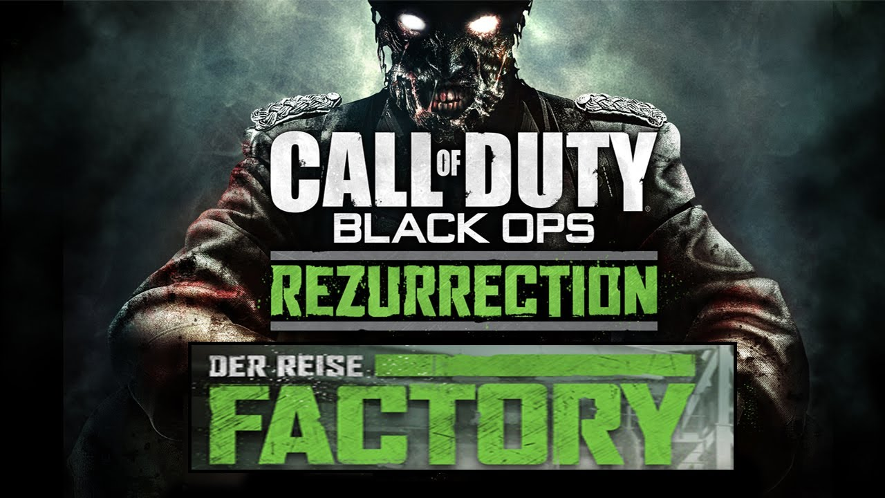 my guide to der riese rezurrection map pack for black ops youtube
