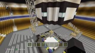 (Minecraft) WWE Survivor series 2016 arena