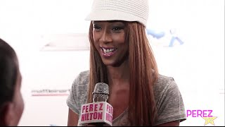 Catching Up With Boy Meets World's Angela! Trina McGee Reminisces Over Shawn & Sings Theme Song!