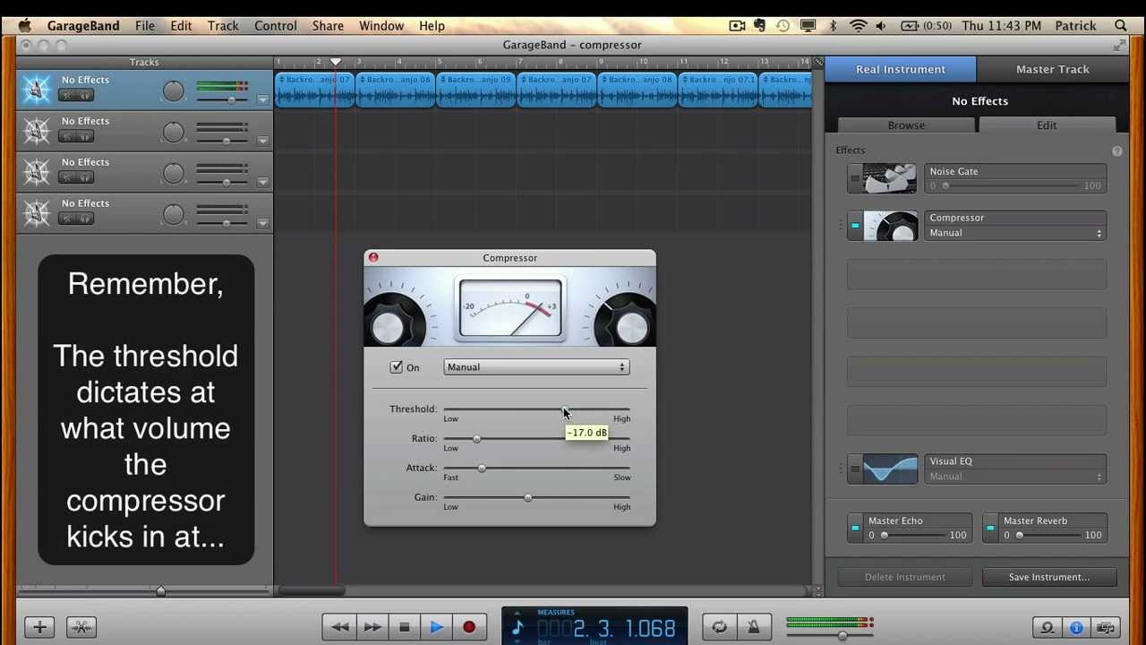 Garageband Tutorial - The Definitive Guide To Using The